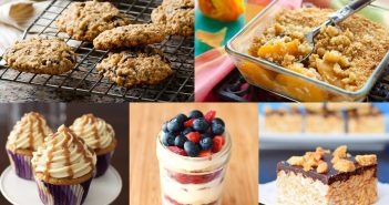 22 Dairy-Free Potluck Dessert Recipes that Everyone will Love! Vegan, gluten-free, nut-free and soy-free options
