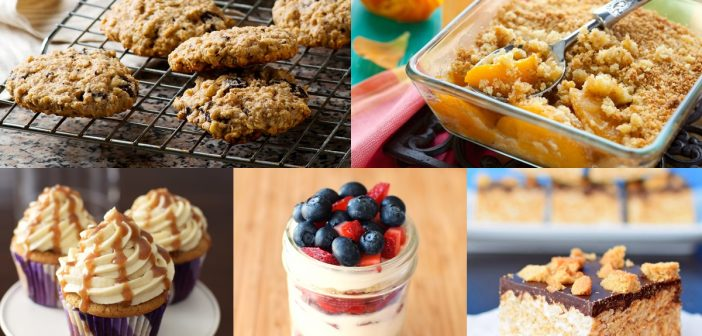 22 Dairy-Free Potluck Dessert Recipes Everyone Will Love