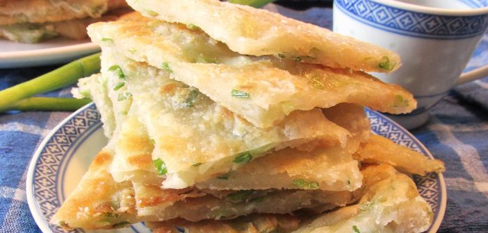 Scallion Pancakes: Easy, Naturally Vegan & Kid-Friendly