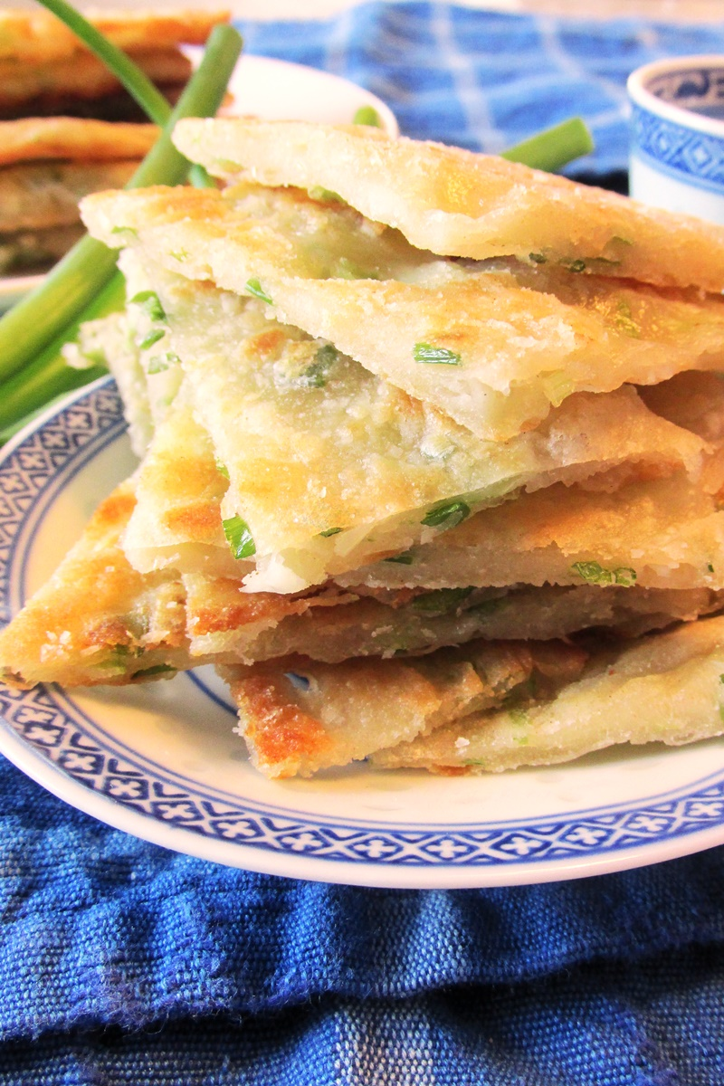 Scallion Pancakes Recipe - Easy, Naturally Vegan and Kid-Friendly
