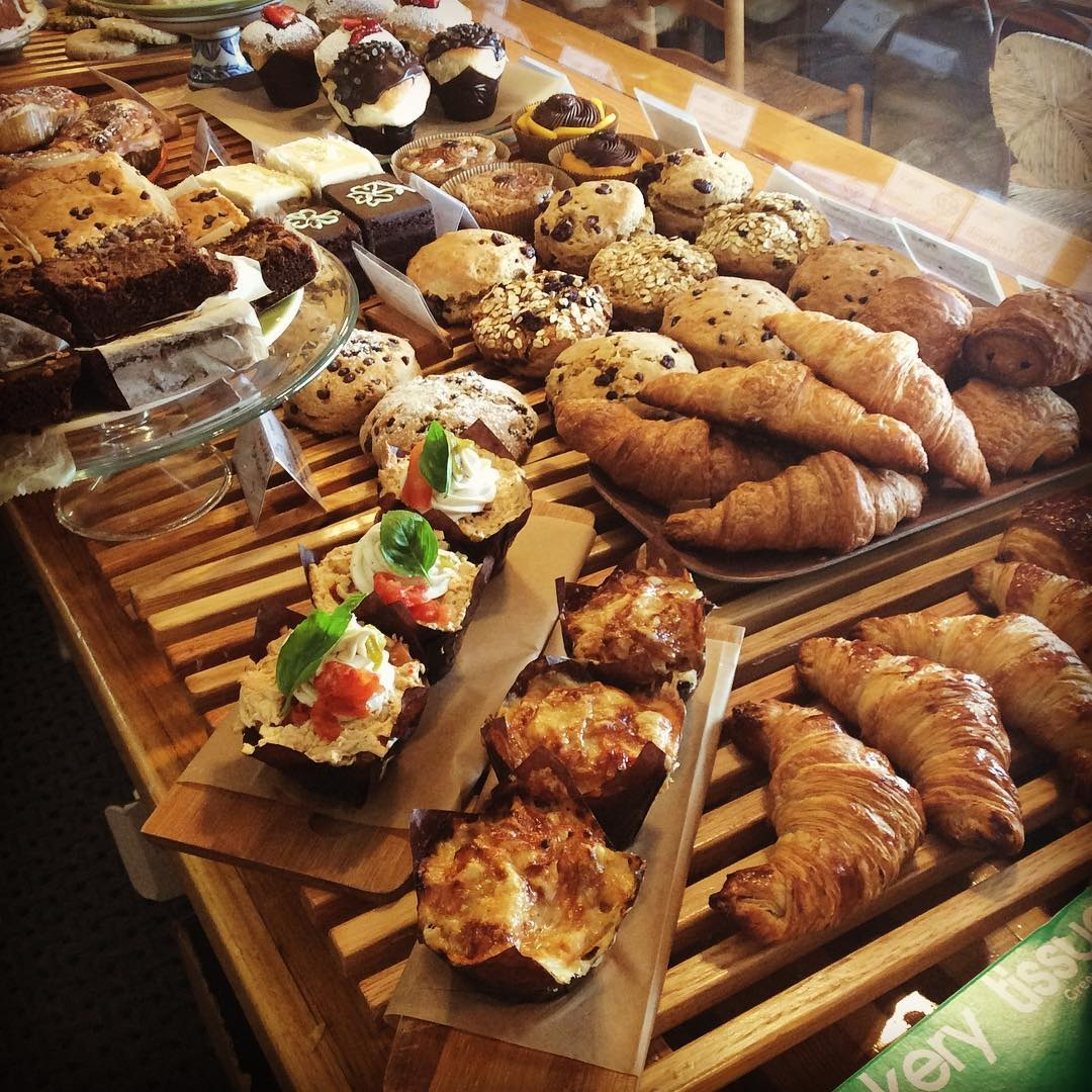 Breads on Oak in New Orleans for an abundance of vegan sweets and savories
