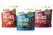 free2b Snack Breaks - Premium Snacking Chocolate (Top 12 Allergen Free, Gluten-Free and Vegan)
