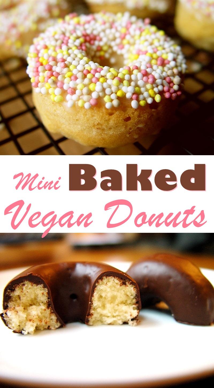 How To Make Homemade Vegan Doughnuts