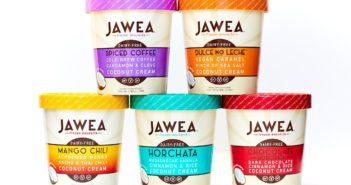 Jawea Dairy-Free Frozen Desserts - Vegan, Coconut Milk-Based and Unique Flavors
