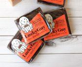 LuckyGuy Bakery Vegan Brownies (Gluten-Free Too!)
