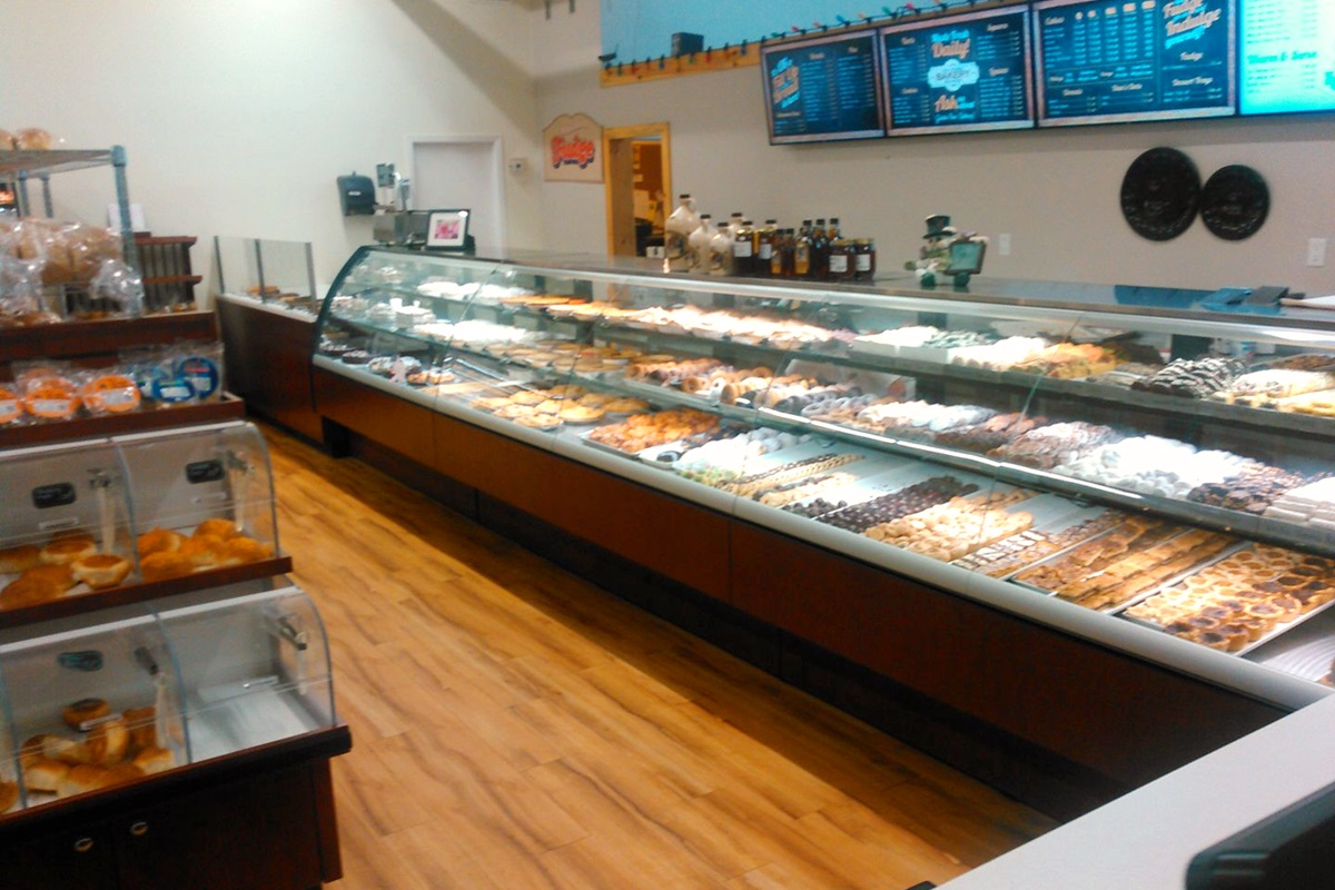 Chez Jean-Marc Bakery in Sturgeon Falls, ON is a 100% gluten-free boulangerie with a big dairy-free selection