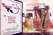 Cosmic Treats in Toronto - for Out of this World Vegan Desserts
