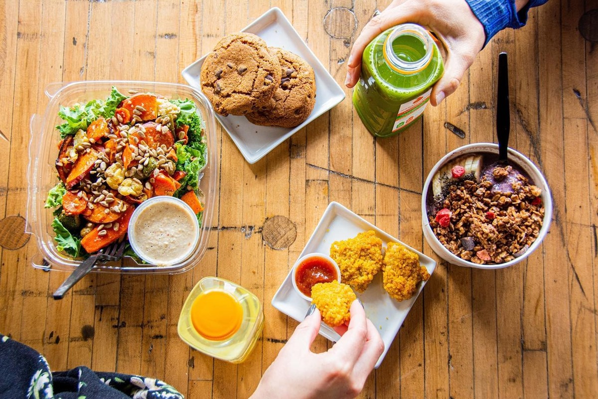 Dairy-Free Oklahoma: Recommended Restaurants & Shops with Gluten-Free and Vegan Options