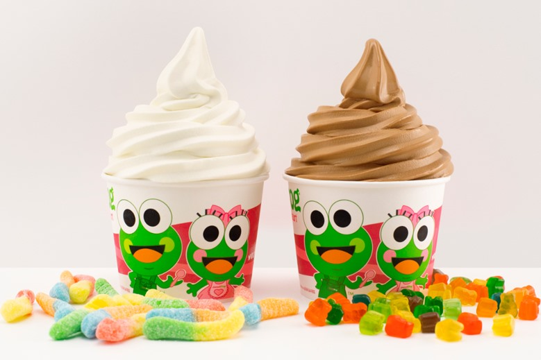 SweetFrog Dairy-Free Menu Guide with Allergen Notes and Vegan Options (froyo flavors, cones, sauces, and toppings!)