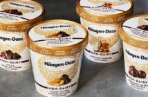 Haagen Daaz releases four non-dairy ice cream flavors