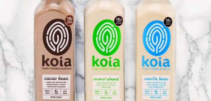 Panera Dishes Up a New Plant-Based Menu; Drinkable Dairy-Free Protein Gets a Funding Boost; Trader Joe's Goes Nuts for Cold Brew