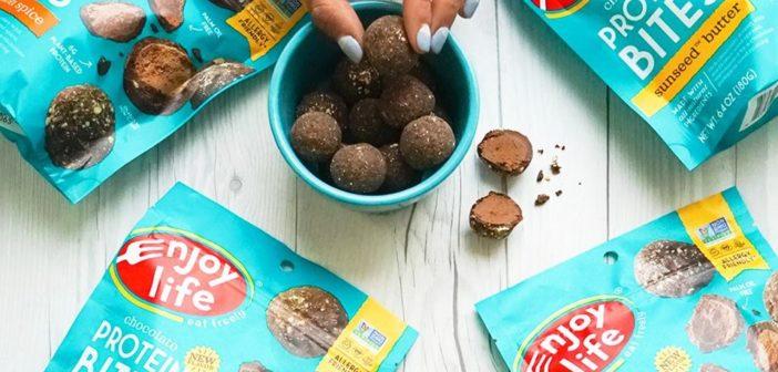 Enjoy Life Chocolate Protein Bites are Making Allergy-Friendly Mainstream