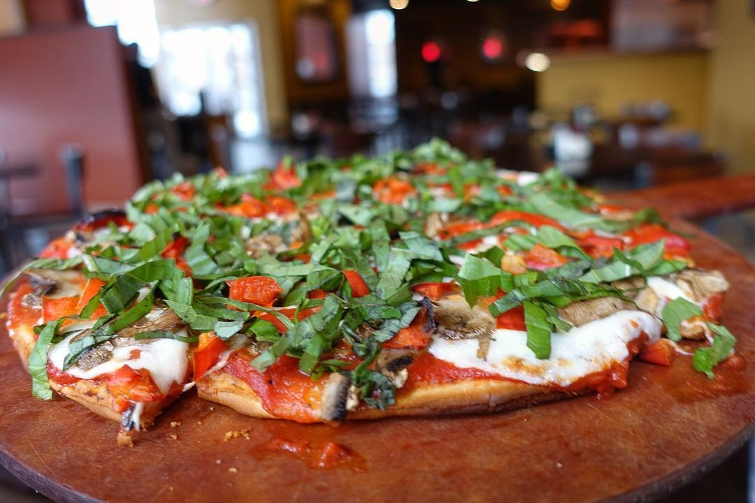 Coal Fire Pizza Fuels the Dairy-Free Movement in Maryland and Virginia - they have vegan cheese and gluten-free, dairy-free crust!