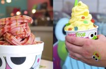 Sweet Frog introduces 6 dairy-free & vegan Dole Whip varieties in their 340 locations!