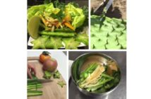 Cactus Salad Recipe from True Seasons Organic Kitchen