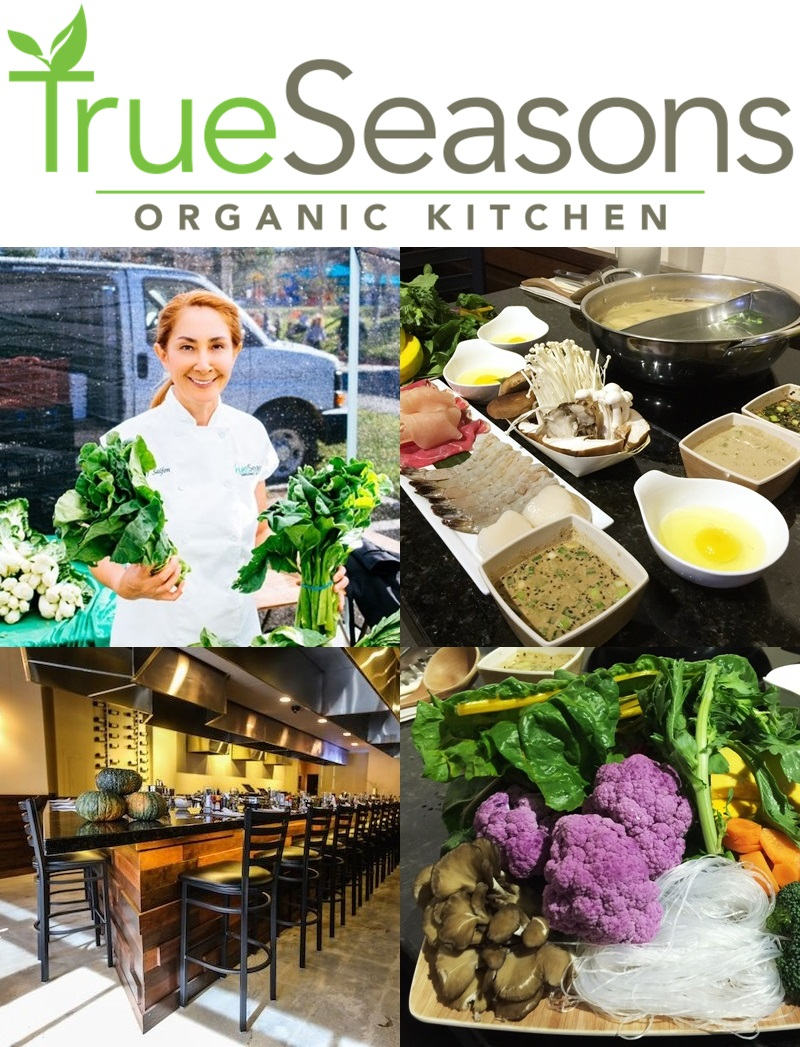 True Seasons Organic Kitchen in Anaheim, CA