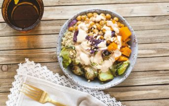Vegetarian Nourish Bowl