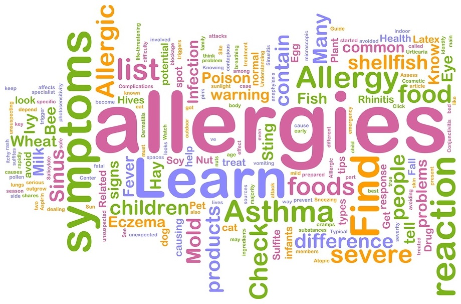 Study Participants Needed in Anonymous Survey on Kid's Food Allergies and Anxiety