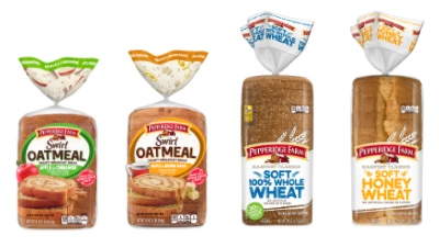 Pepperidge Farm adds dairy to select products