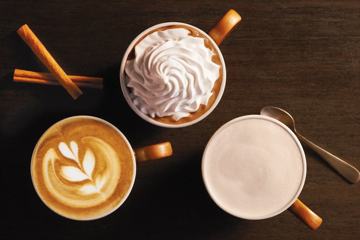 Peet's Debuts Vegan Pumpkin Spice Latte for Fall with Coconut Whip
