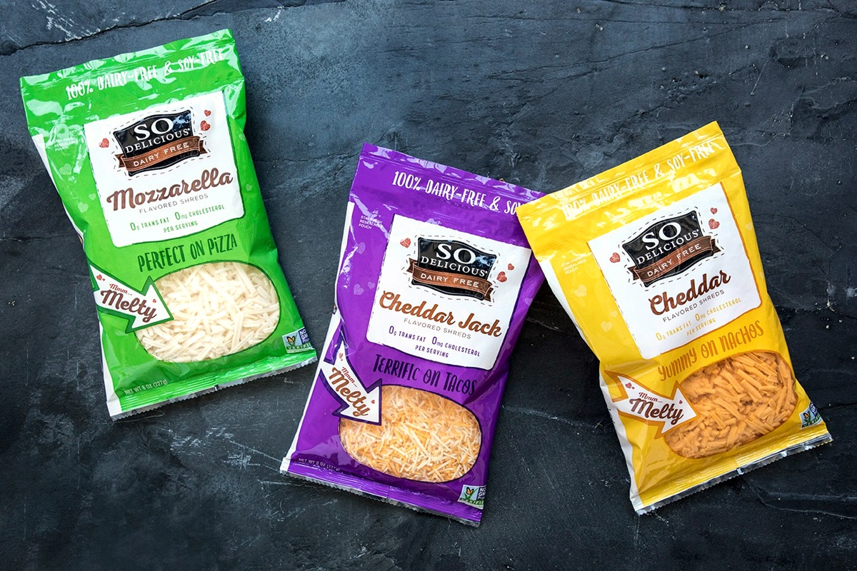 So Delicious Launches New Dairy-Free & Vegan Cheese Shred Alternatives in Mozzarella, Cheddar and Cheddar Jack