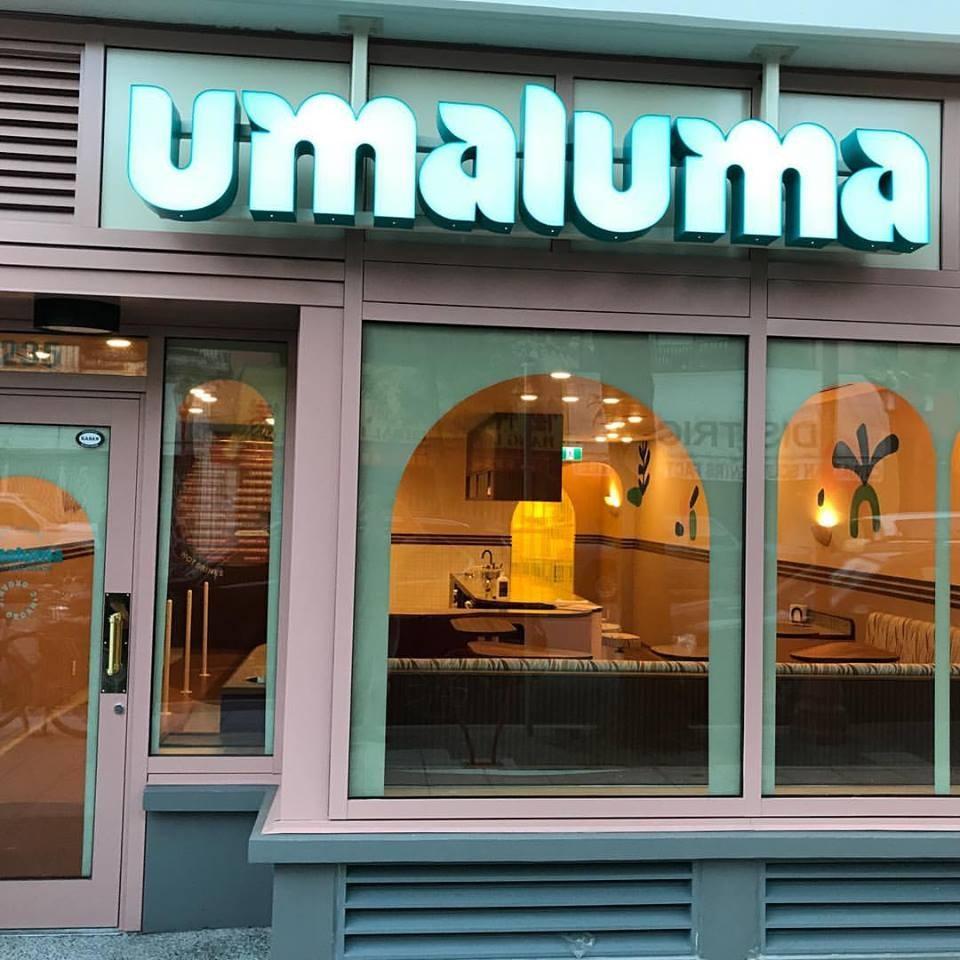 Umaluma Dairy-Free Gelato in Vancouver, BC
