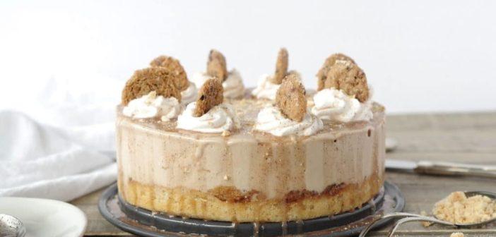 Cinnamon Roll Ice Cream Cake: A Grand Prize Winning Dessert!
