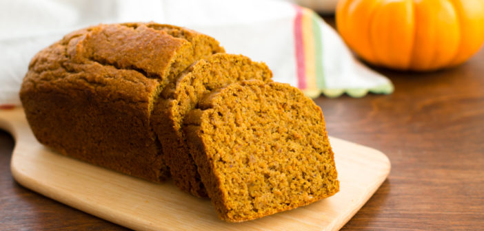 Healthy Pumpkin Bread Recipe Deliciously Dairy Free Naturally Vegan