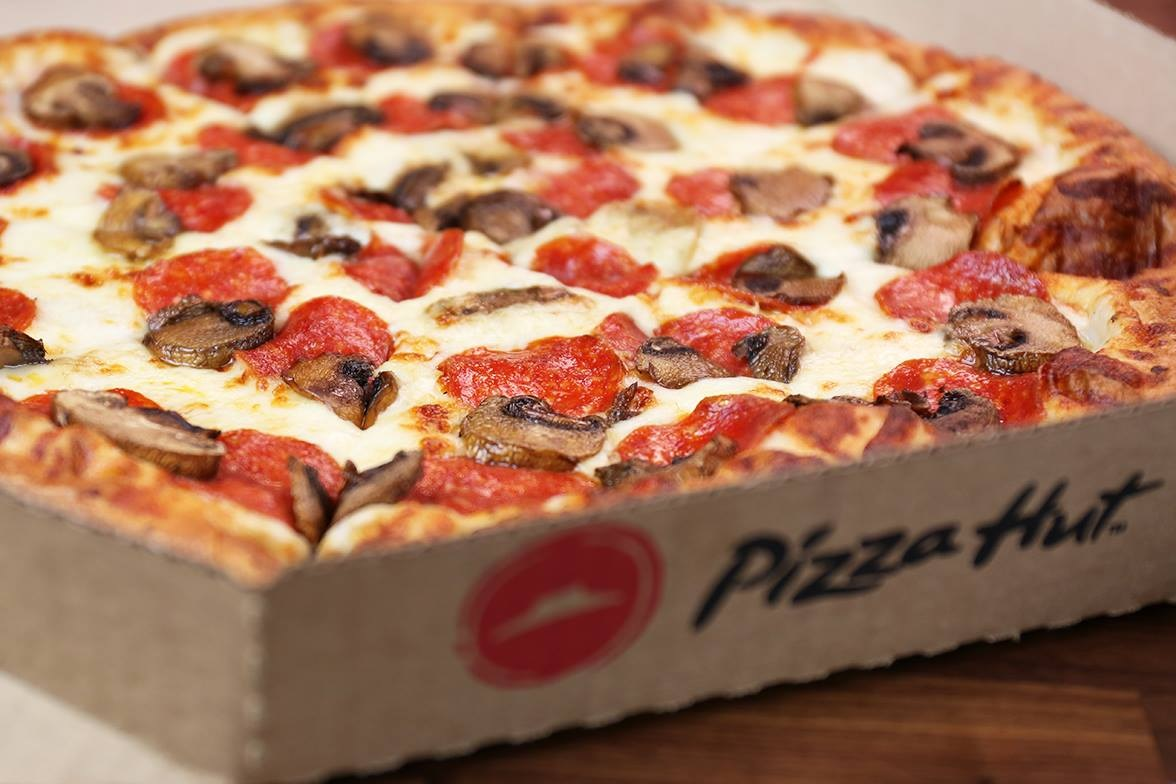 Pizza Hut - Dairy-Free Menu Items and Allergen Charts for the U.S., U.K., and Canada