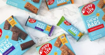Enjoy Life Chewy Bars Reviews and Information (Gluten-Free, Dairy-Free, Nut-Free, Egg-Free, and Soy-Free)