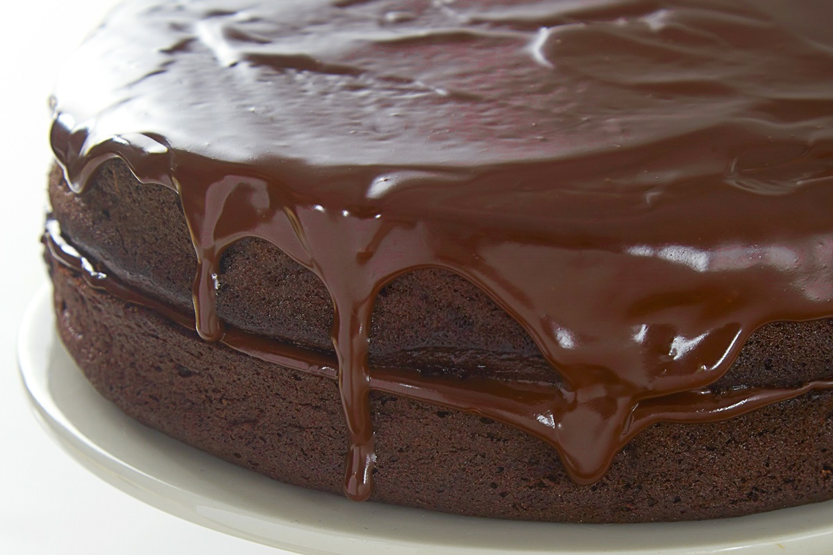 Perfect Dairy Free Gluten Free Chocolate Birthday Cake Recipe