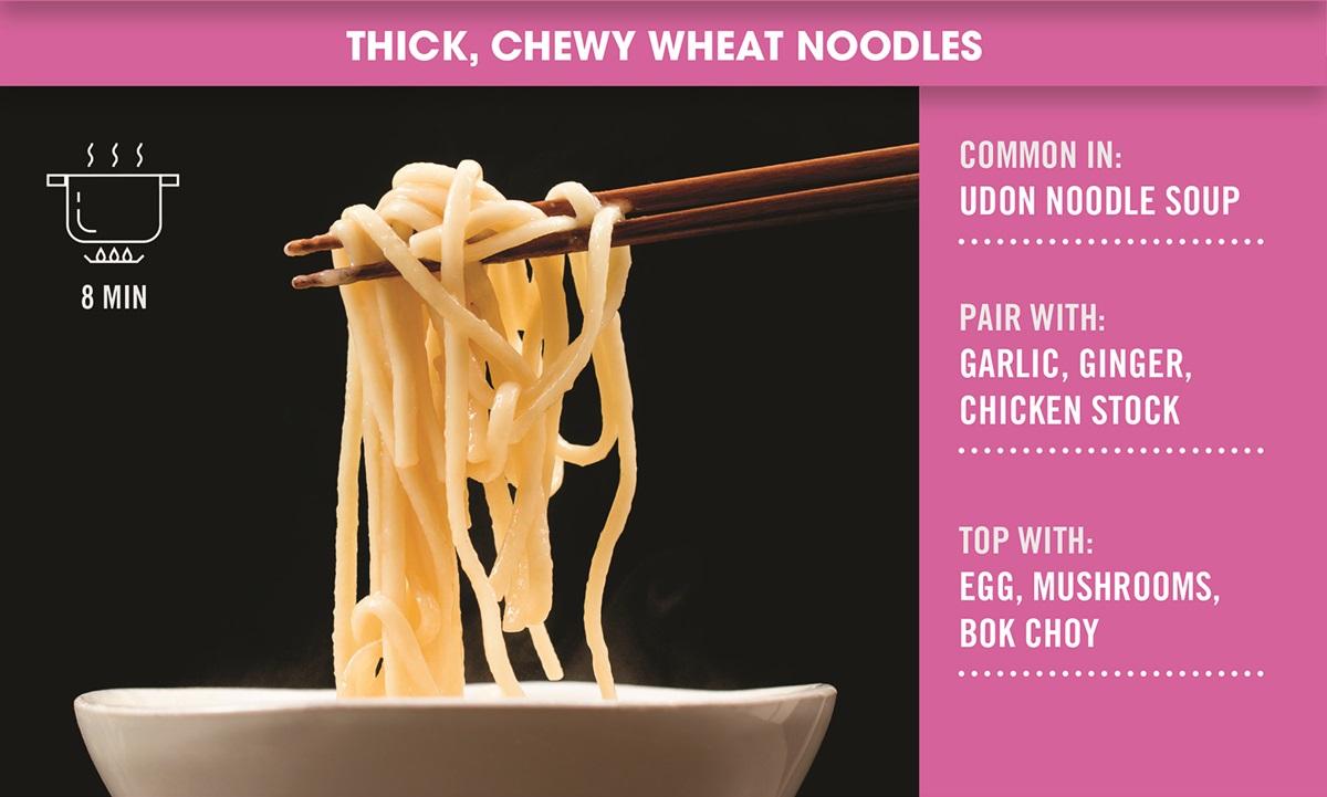 Pot Sticker Noodle Stir-Fry