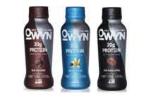 OWYN Plant-Based Shakes - ready-to-drink dairy-free protein drinks in 3 flavors