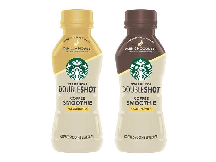 Starbucks Unveils Upcoming Dairy Free Bottled Beverages