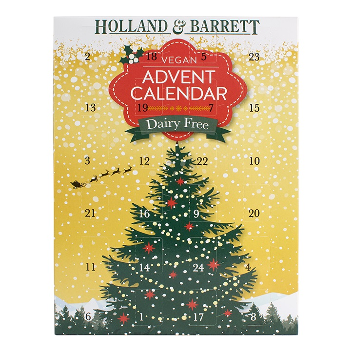 Holland & Barrett Dairy-Free Advent Calendars