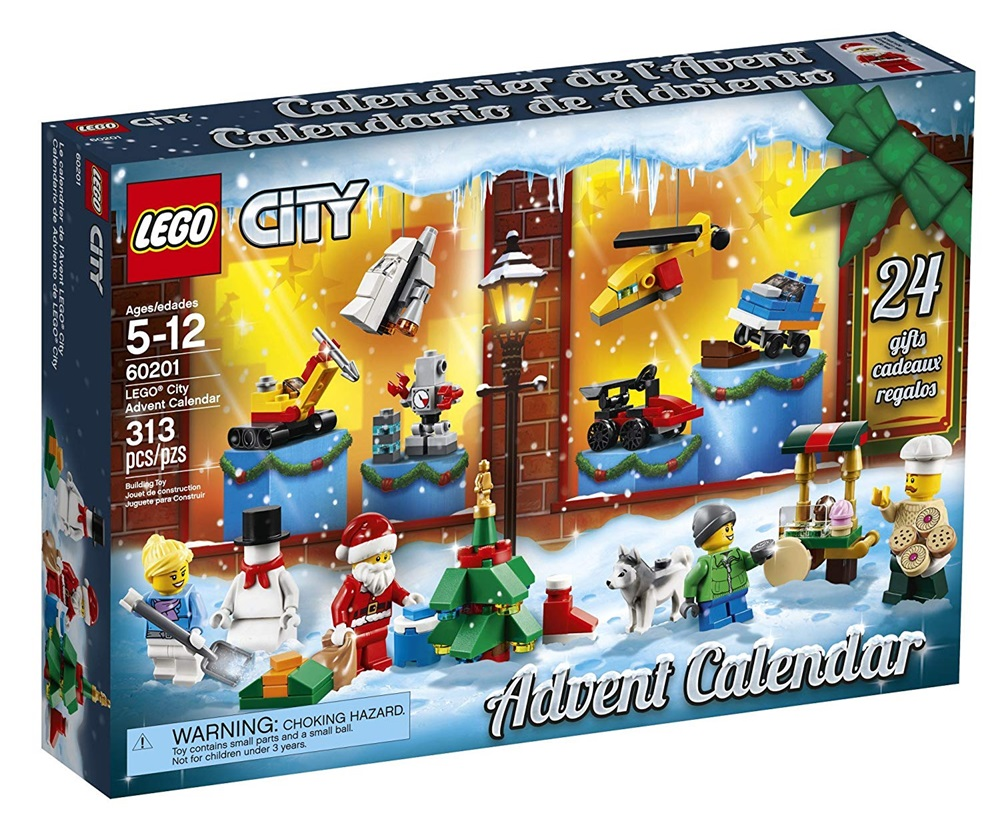 Dairy-Free Advent Calendars - including toys!