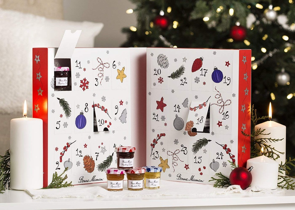 Dairy-Free Advent Calendars - non-food and vegan options!