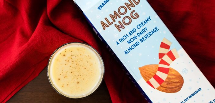 Trader Joe's Gets into the Spirit with Dairy-Free Almond Nog