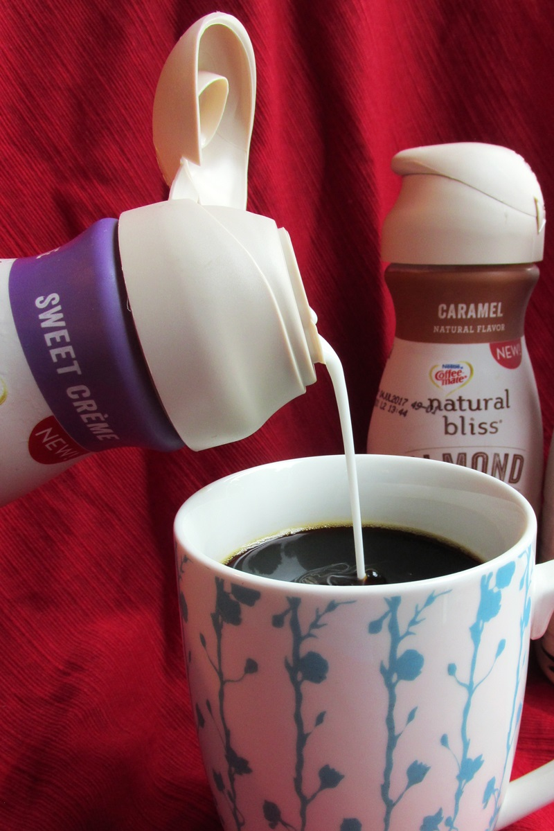 Natural Bliss Non-Dairy Creamers Review - Vegan, Dairy-Free, Coconut Milk- and Almond Milk-Based Creamers by Coffee-Mate (tested by our coffee connoisseur)