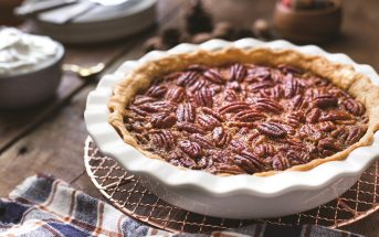 Classic Dairy-Free Pecan Pie Recipe (gluten-free optional)
