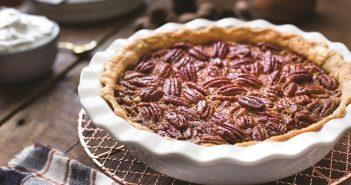 Classic Dairy-Free Pecan Pie Recipe (gluten-free optional)