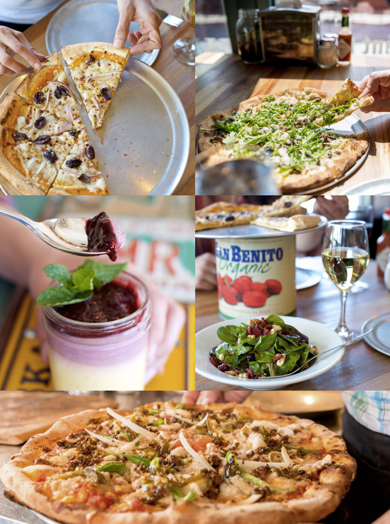 Piante Pizzeria is a cozy hot spot for plant-based pizza made from scratch!