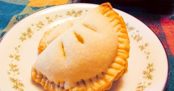 Vegan Pumpkin Pasties Recipe - Dairy-free version of a Harry Potter favorite!