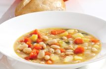 Tuscan White Bean Soup