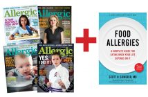 The Ultimate Food Allergy Combo Sale - Allergic Living Magazine + Dr Scott Sicherer's new Food Allergy Book