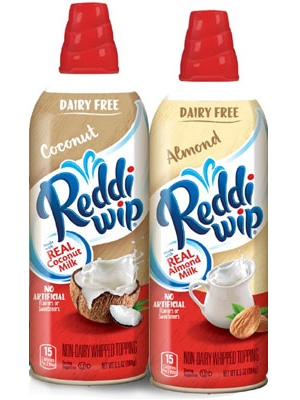Reddi wip Dairy Free