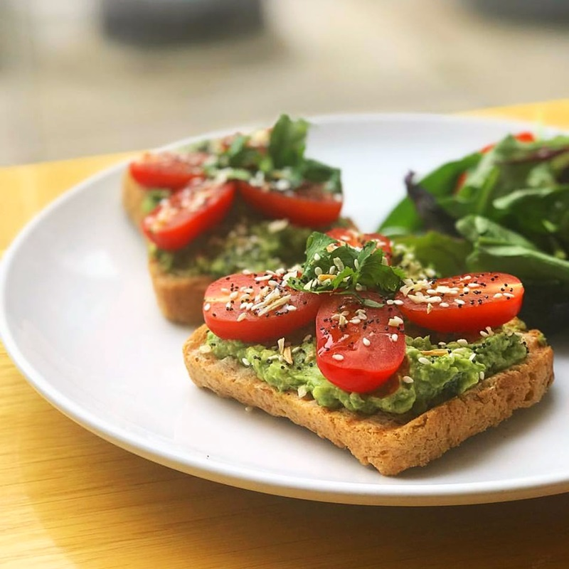 Wheat's End Cafe in Chicago is a gluten-free bakery and lunch spot with a big vegan menu