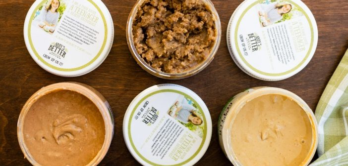 Abby's Better Nut Butter: Blends with Benefits