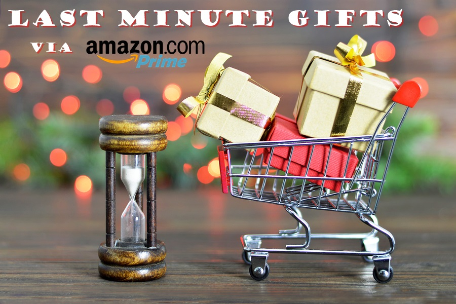Last Minute Gifts via Amazon Prime for Dairy-Free and Vegan Foodies
