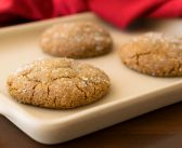 Big Molasses Cookies: Yes, the Thick & Chewy Kind